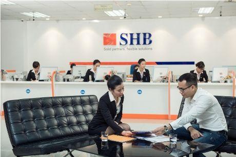 SHB on dinh, ben vung trong tang truong 9 thang dau nam 2016 - Anh 1