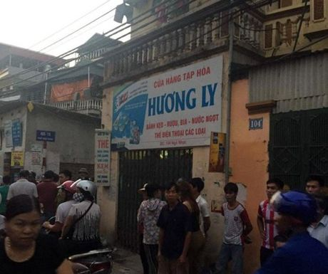 Bat khan cap doi tuong ham choi dien tu, cuop cua o Ha Noi - Anh 1