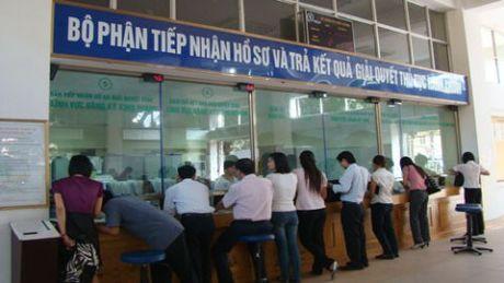 Ha Noi se do su hai long cua nguoi dan ve phuc vu hanh chinh - Anh 1