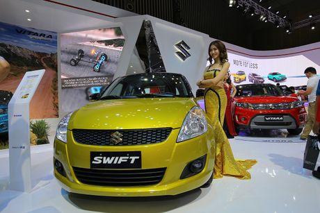 Suzuki Ciaz gia tu 580 trieu dong cap ben thi truong Viet - Anh 3