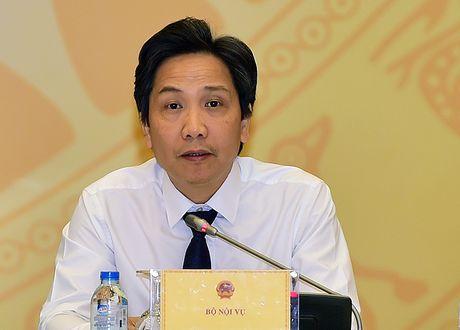 So co 44 lanh dao o Hai Duong: Thanh tra nhieu bo nganh, dia phuong - Anh 2