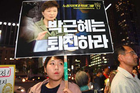 Han Quoc: Bo Tu phap bat ngo kham xet Van phong Tong thong Park Geun hye - Anh 3