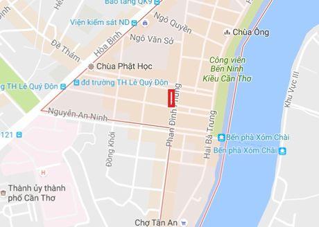 Can Tho: Xay dung to hop HD Bank Tower tai quan Ninh Kieu - Anh 1