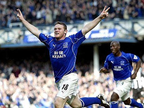 "Bi MU ""vat chanh bo vo"", Rooney co the quay ve Everton - Anh 1"