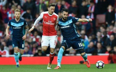 """Sunderland – Arsenal: Hoa luc de doa """"Meo den"""" - Anh 1"""