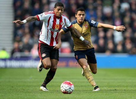 """Sunderland – Arsenal: Hoa luc de doa """"Meo den"""" - Anh 2"""