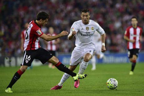 Alaves - Real Madrid: Cho Ronaldo giai han - Anh 1