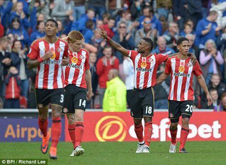 Chi tiet Sunderland - Arsenal: Chu nha vo tran (KT) - Anh 10