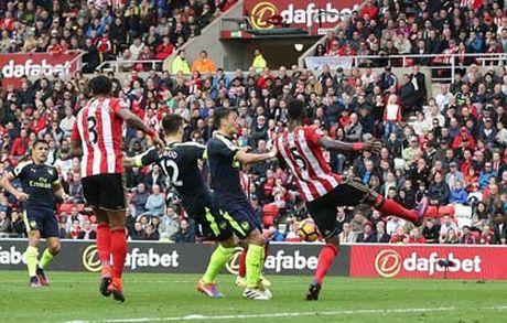 Chi tiet Sunderland - Arsenal: Chu nha vo tran (KT) - Anh 11