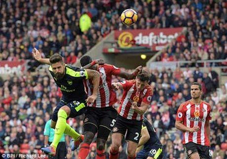 Chi tiet Sunderland - Arsenal: Chu nha vo tran (KT) - Anh 12