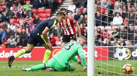 Chi tiet Sunderland - Arsenal: Chu nha vo tran (KT) - Anh 13
