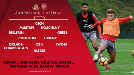 Chi tiet Sunderland - Arsenal: Chu nha vo tran (KT) - Anh 14