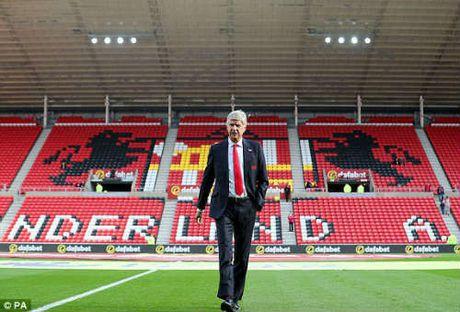 Chi tiet Sunderland - Arsenal: Chu nha vo tran (KT) - Anh 15