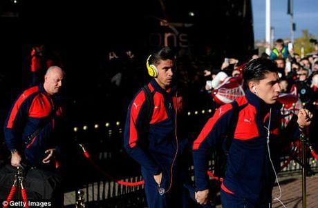 Chi tiet Sunderland - Arsenal: Chu nha vo tran (KT) - Anh 18
