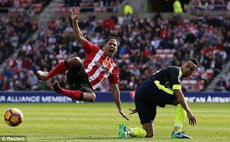 Chi tiet Sunderland - Arsenal: Chu nha vo tran (KT) - Anh 4