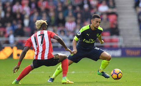 Chi tiet Sunderland - Arsenal: Chu nha vo tran (KT) - Anh 5
