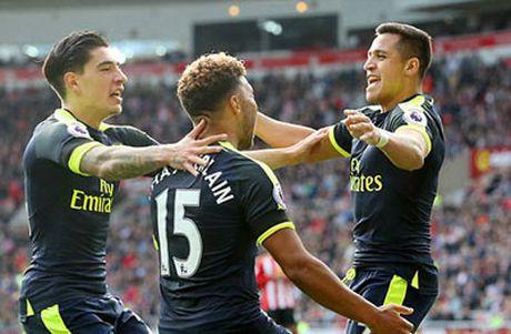 Chi tiet Sunderland - Arsenal: Chu nha vo tran (KT) - Anh 7