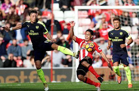 Chi tiet Sunderland - Arsenal: Chu nha vo tran (KT) - Anh 8