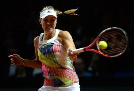 Kerber - Radwanska: 2 set cach biet (BK WTA Finals) - Anh 1