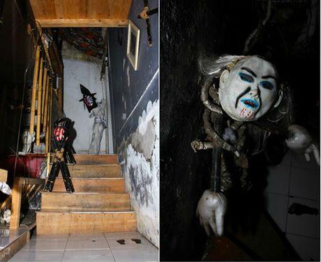 Tim cam giac rung ron, ma mi tai ca phe 'am phu' dip le Halloween - Anh 2