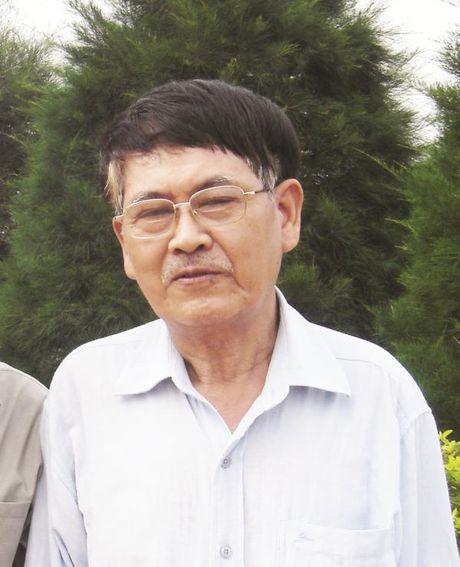 Nha van Le Van Thao va nhung trang viet dam da nhan ai - Anh 1