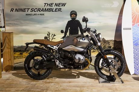 BMW Motorrad- Doc, la tai VIMS - Anh 1