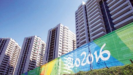 Khung hoang chong doping o Olympic Rio - Anh 1