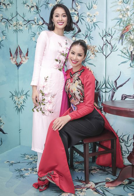 'Nang Tam' Ha Vi than thiet ben Pham Huong - Anh 3