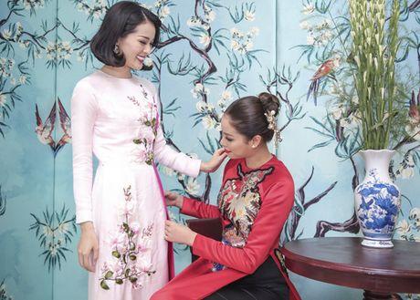 'Nang Tam' Ha Vi than thiet ben Pham Huong - Anh 4