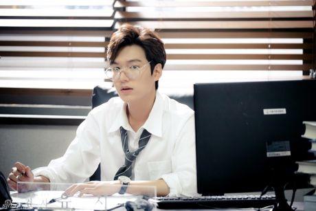 Lee Min Ho gay 'sot' khi dong phim cung 'minh tinh trai dat' - Anh 4