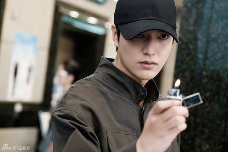 Lee Min Ho gay 'sot' khi dong phim cung 'minh tinh trai dat' - Anh 6