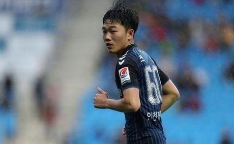 Huu Thang du khan, Xuan Truong lan 3 da chinh o K.League - Anh 1