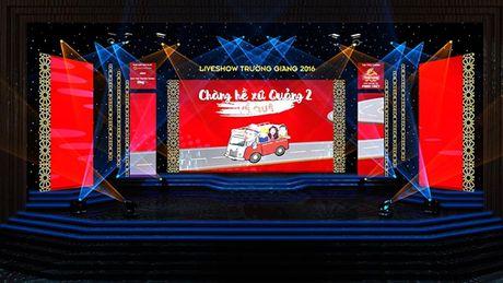 Truong Giang he lo do hoanh trang san khau liveshow 'Chang he xu Quang 2: Ve que' - Anh 3