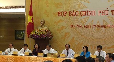 Bo truong Mai Tien Dung: 'Tiep tuc lam ro sai pham lien quan den Trinh Xuan Thanh' - Anh 1