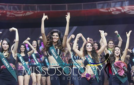 Nam Em dung o top 8, nguoi dep Ecuador dang quang Miss Earth 2016 - Anh 11