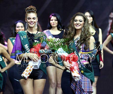 Nam Em dung o top 8, nguoi dep Ecuador dang quang Miss Earth 2016 - Anh 12