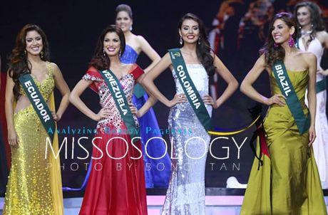 Nam Em dung o top 8, nguoi dep Ecuador dang quang Miss Earth 2016 - Anh 5