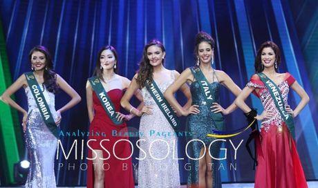 Nam Em dung o top 8, nguoi dep Ecuador dang quang Miss Earth 2016 - Anh 6
