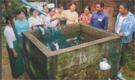 Myanmar ghi nhan truong hop nhiem Zika dau tien - Anh 1