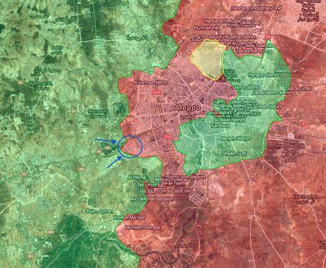 Hang ngan quan thanh chien lieu chet pha vay Aleppo - Anh 2