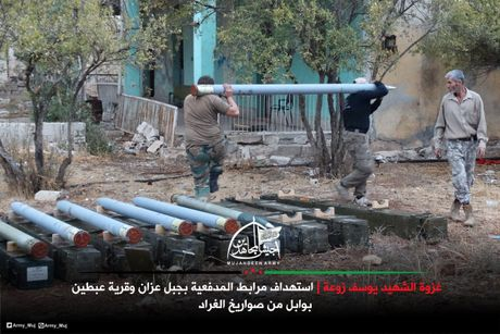 Hang ngan quan thanh chien lieu chet pha vay Aleppo - Anh 8