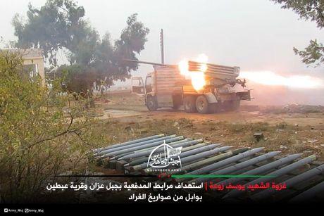Hang ngan quan thanh chien lieu chet pha vay Aleppo - Anh 9