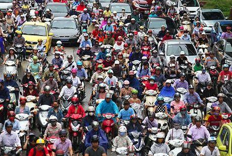 Chuyen gia: Ha Noi khong de cam xe may trong 14 nam toi - Anh 2