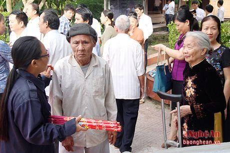 Long trong khanh thanh cong trinh Nha tuong niem cu Phan Boi Chau - Anh 8