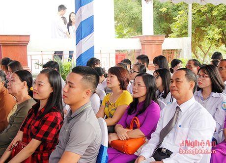 Long trong khanh thanh cong trinh Nha tuong niem cu Phan Boi Chau - Anh 9