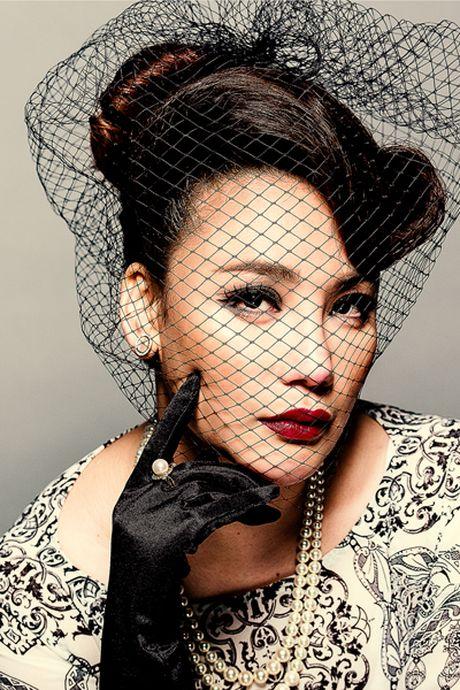 Ho Quynh Huong: 'It dan ong chap nhan cuoc song khac thuong cua toi' - Anh 2