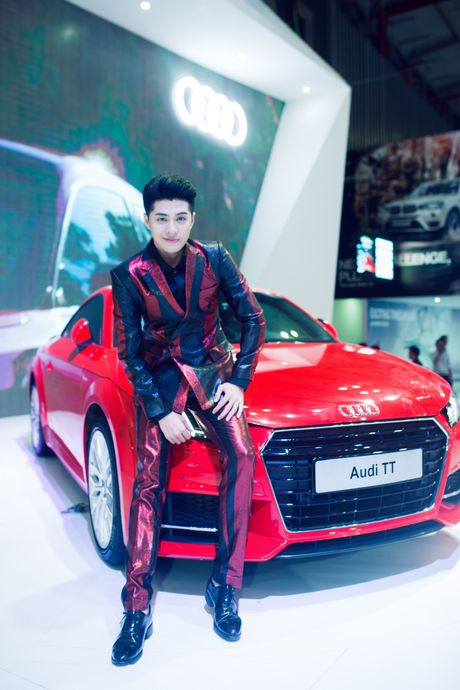 Dan dai su thuong hieu hung hau cua Audi Viet Nam - Anh 10