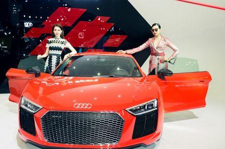 Dan dai su thuong hieu hung hau cua Audi Viet Nam - Anh 4