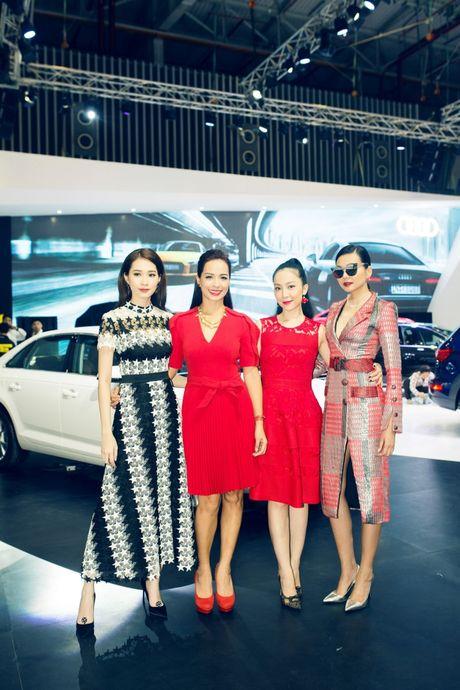 Dan dai su thuong hieu hung hau cua Audi Viet Nam - Anh 7