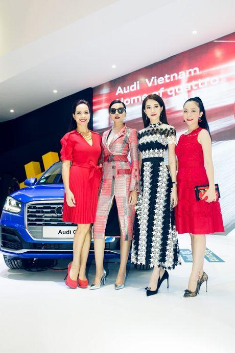 Dan dai su thuong hieu hung hau cua Audi Viet Nam - Anh 8
